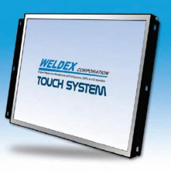 Weldex WDL-1040STM 10.4-inch Open Frame-Sun Touch Readable Flat Screen LCD Monitor