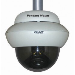 Ganz ZC5-PM1 Indoor Pendant Mount for 5000 Series Domes