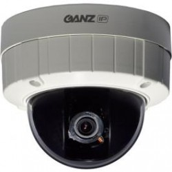 Ganz ZN-DT1A HD Optimized D/N Outdoor Dome Camera (VGA), 3.3-12mm
