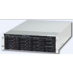 Ganz ZNR-12TB-RL Raid-5 Server, Up to 40 IP Cameras w/DVD-RW, 12TB