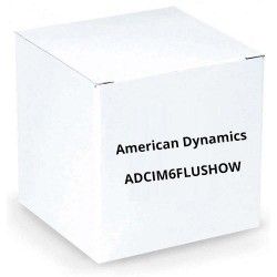 American Dynamics ADCIM6FLUSHOW Illustra Flush Mount Kit (White)
