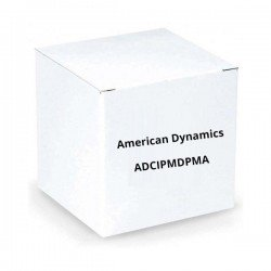 American Dynamics ADCIPMDPMA Pole Mount Adapter for MD-WMT2 MegaDome