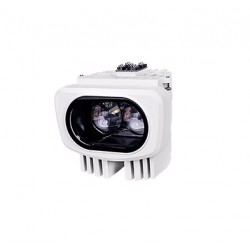 Vivotek AI-106 Snap 850nm IR LED Illuminator, 6W, Vari-Angle from 10-40 Degrees