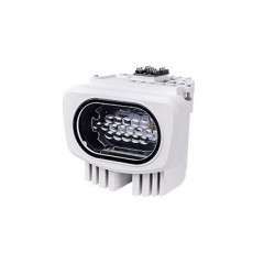 Vivotek AI-108 Snap 850nm IR LED Illuminator, 24W, Vari-Angle from 10-30 Degrees