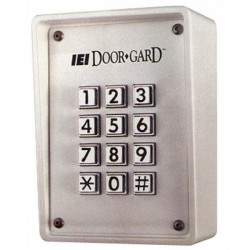 Alpha AL-212R Vandal-Resistant Keypad Station Surface Mount