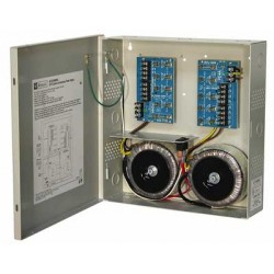 Altronix ALTV2432600ULCB Thirty-two (32) Output Power Supply, 24/28 VAC, 25/20 Amp, Circuit Breaker, UL Listed
