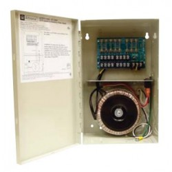 Altronix ALTV248300ULCB 8 Output Power Supply, 24/28 VAC, 12.5/10.0 Amp, Circuit Breaker, UL Listed