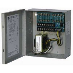 Altronix ALTV248 Eight (8) Output CCTV Power Supply, 24/28 VAC, 4.0/3.5 Amp, Fused Outputs