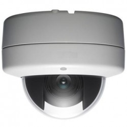 Axis AXI-9903B001 Vandal Resistant IP Fixed Dome Network Camera, 3x Lens