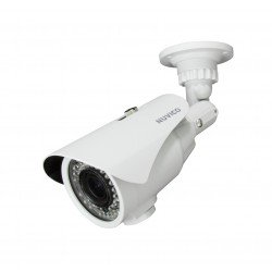 Nuvico CB-HDE21N-L 600TVL Outdoor Smart IR Bullet Camera, 2.8-12mm