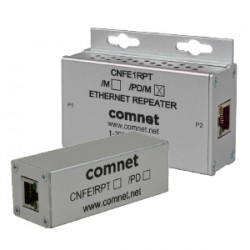 Comnet CNFE1RPT/PD/M 1 Channel 10/100Mb Ethernet Repeater