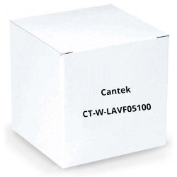 "Cantek CT-W-LAVF05100 1/3"" Auto Iris CS Mount, 5-100mm"