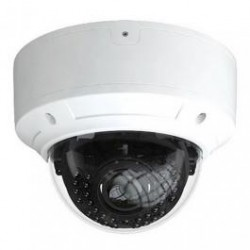Cantek-Plus CTP-TLV13NV 3Mp Outdoor IR Network Vandal Dome