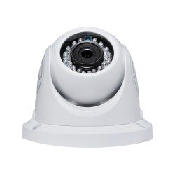 Cantek-Plus CTP-TF19TE-W 2.1Mp HD-TVI IR Turret Dome