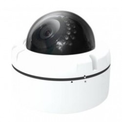 Cantek-Plus CTP-TLM19AV 2.4Mp Outdoor IR HD Dome Camera