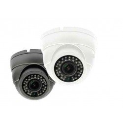 Cantek-Plus CTP-TVZA19TE-W 2.8~12mm HD-TVI 1080P Dome Camera