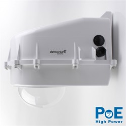 Dotworkz D2-HB-POE-60W D2 Heater Blower IP68 Camera Enclosure with PoE