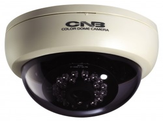 CNB D2310NIR IR Dome Camera, 550 TV Lines