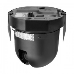 Pelco DD4-X-B Spectra Mini Dome Drive, Black, PAL