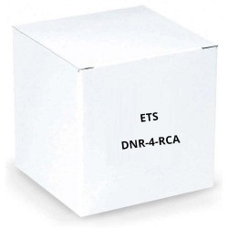ETS DNR-4-RCA 4Ch High Performance DSP Based Noise Reduction Module