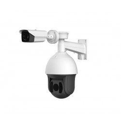 Hikvision DS-2TX3636-15A 384 x 288 Thermal Smart Linkage Tracking System Outdoor IR PTZ Camera, 36x Lens