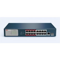 Hikvision DS-3E2310P 10 Port POE Switches