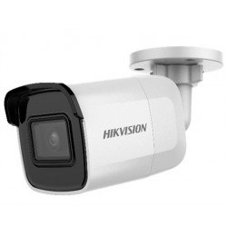 Hikvision DS-2CD2065G1-I-4MM 6 Megapixel Network IR Outdoor Bullet Camera, 4mm Lens