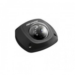 Hikvision DS-2CD2522FWD-ISB 4MM 2MP IR Dome Network Camera - Black 4mm