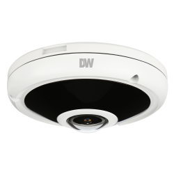 Digital Watchdog DWC-PVF5M1TIR 5 MP Fisheye IP Vandal Camera