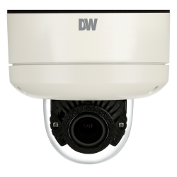 Digital Watchdog DWC-V4283WTIR HD-AHD/TVI/CVI Analog Dome Camera W/ IR