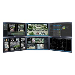 Pelco E1-CMG-SVRP VideoXpert Core and Media Gateway All-in-One H/W