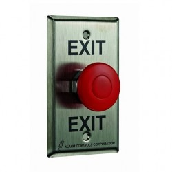 Alarm Controls EB-1 Push Buttons
