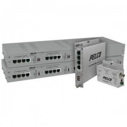 Pelco EC-3001CRPOE-M EthernetConnect Remote 1-Port Coaxial Extender