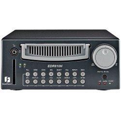 EVERFOCUS EDR-810H-R Compact Size 8 Channel MPEG4 120 FPS DVR w/ USB Port - REFURBISHED