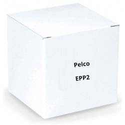 Pelco EPP2 Esprit pedestal adapter use with PM20/PM2010 pedestal mount