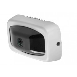 Pelco EVO-180-WID-P 12 Megapixel Network Indoor 180° Camera, White