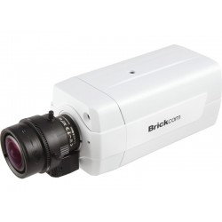 Brickcom FB-300Np-f2.8~8 3MP HD Day/Night Network Box Camera 2.8-8mm