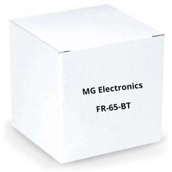"MG Electronics FR-65-BT 6 1/2"" Coaxial Ceiling Speaker"