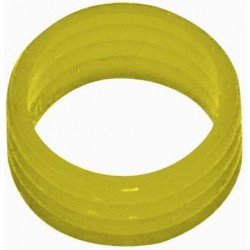 PPC FSCR-Y Universal Color Ring - Yellow - Use with FS Connectors