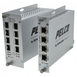 Pelco FUMS-FFX8 Unmanaged Switch 100M 8SFP