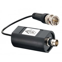 GEM GLI-BNCPJPT-1 Ground Loop Isolator BNC Male to BNC Female with Pigtail