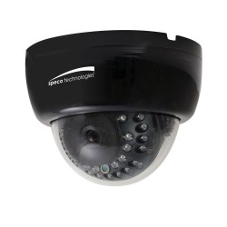 Speco HLED33D7B 960H Indoor IR Dome Camera