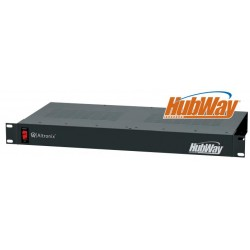 Altronix HubWay8CDS 8 Channel Passive Transceiver Hub w/ Integral Power, Video, & Data