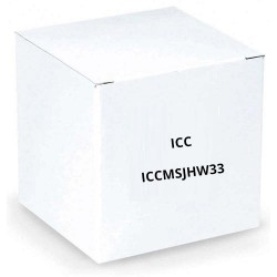 ICC ICCMSJHW33 1-5/16 Inch Batwing J-Hook in 25 Pack