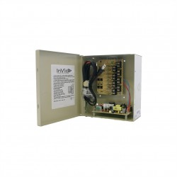 InVid Tech IPS-AC4-1-2UL Master Power Supply - 24VAC / 4.2 AMPs