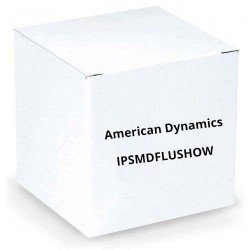 American Dynamics IPSMDFLUSHOW Flush Mount Kit for Outdoor Dome Camera