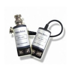 ICRealtime IVB-302T 1 Channel Active UTP Cat5/6 Video Balun with Push Pin Terminal