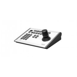 Pelco KBD300A Full-Functionality, Fixed/Variable Speed, PTZ Control Keyboard with Joystick