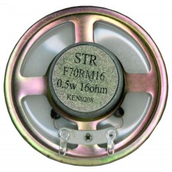 Alpha AL-L1 STR Speaker 70mm 16 Ohms Mylar