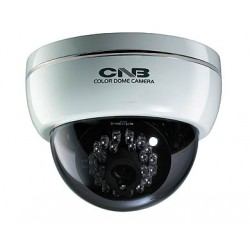 CNB LBM-20S MONALISA Indoor Dome - 600TVL 3.8mm 24 LEDs